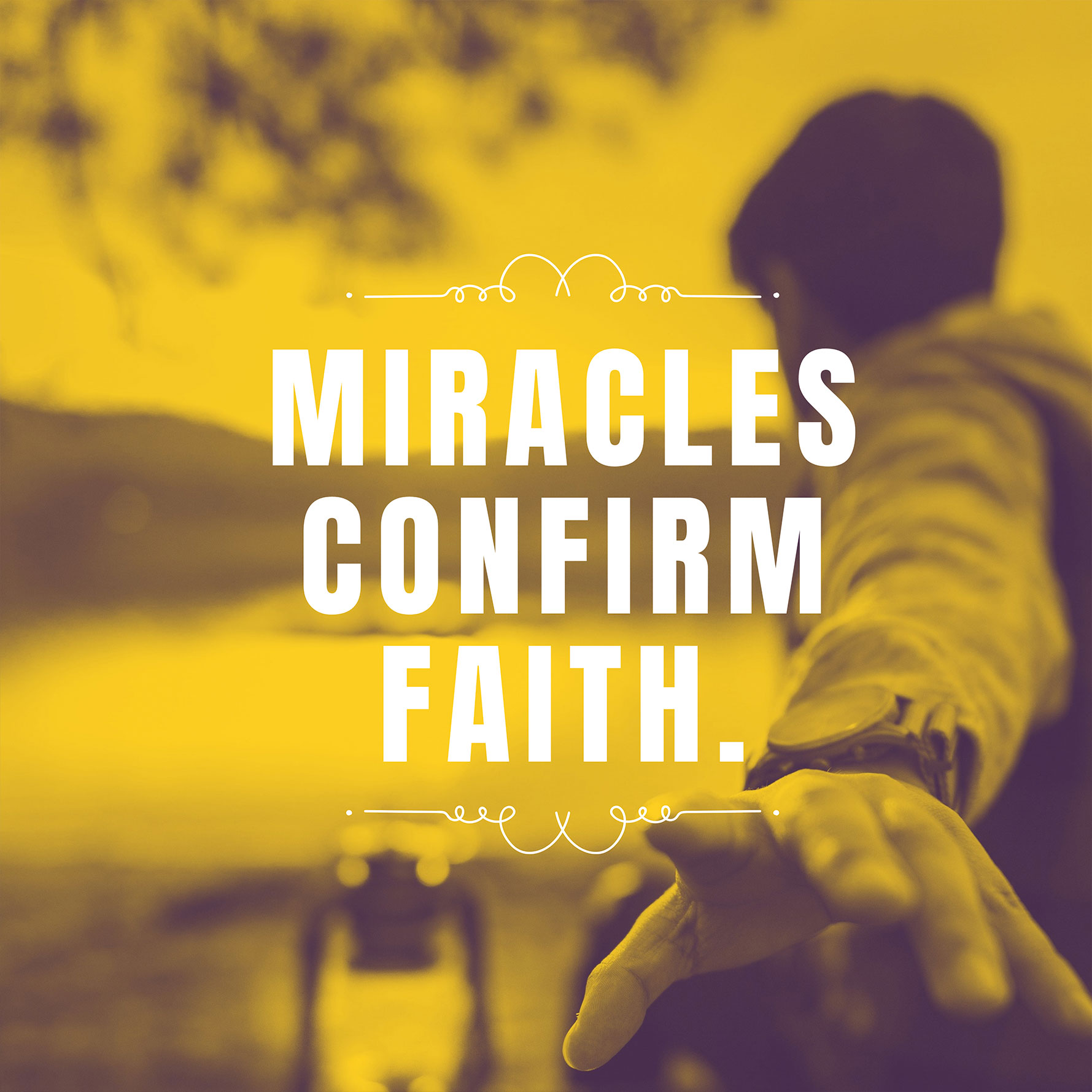 Socialpost Miracles Confirm Faith Download